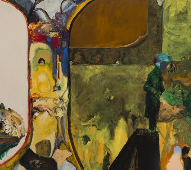 , 'O Caso do Futuro,' 2015, Galerie Nathalie Obadia
