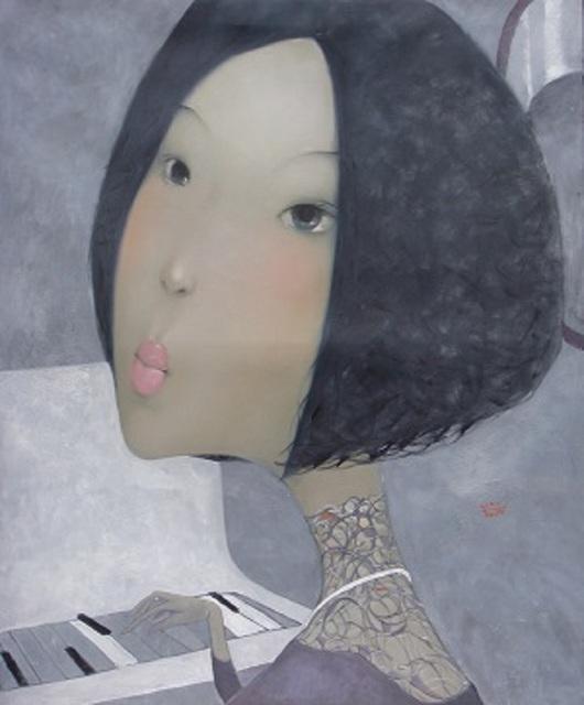 , 'Piano Concerto,' 2012, Ai Bo Gallery