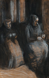 Due vecchie sedute