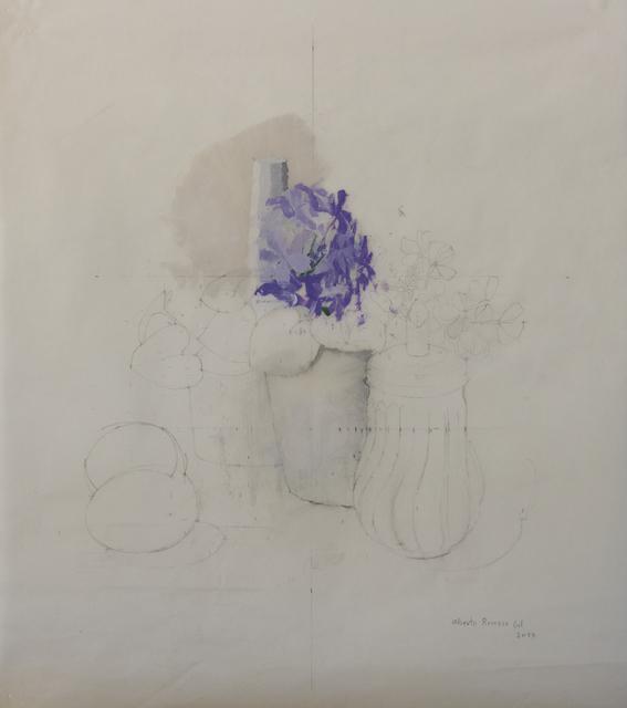 , 'Bodegón con celestinas II ,' 2017, PontArte
