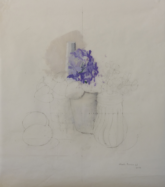 Alberto Romero, 'Bodegón con celestinas II ', 2017, PontArte