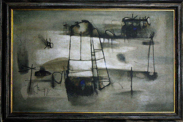 , 'Abstraction,' 1954, Pan American Art Projects