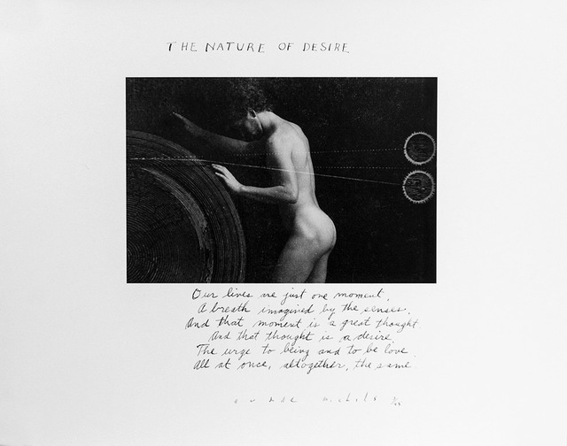 , 'The Nature of Desire,' 1986, ClampArt