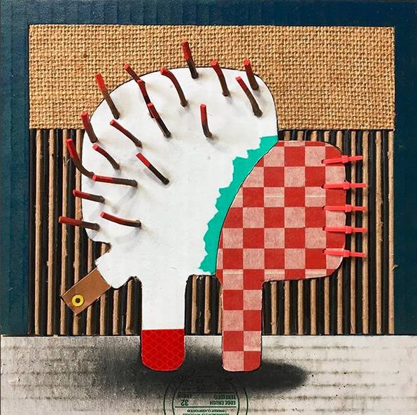 , 'Unit of Resistance 13: Lizard Brain,' 2018, Ro2 Art