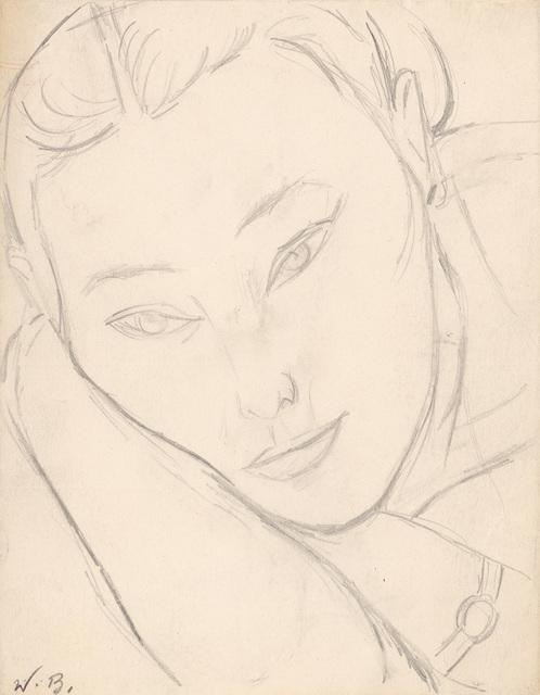 , 'Elena at Rest,' , Alexandre Gallery