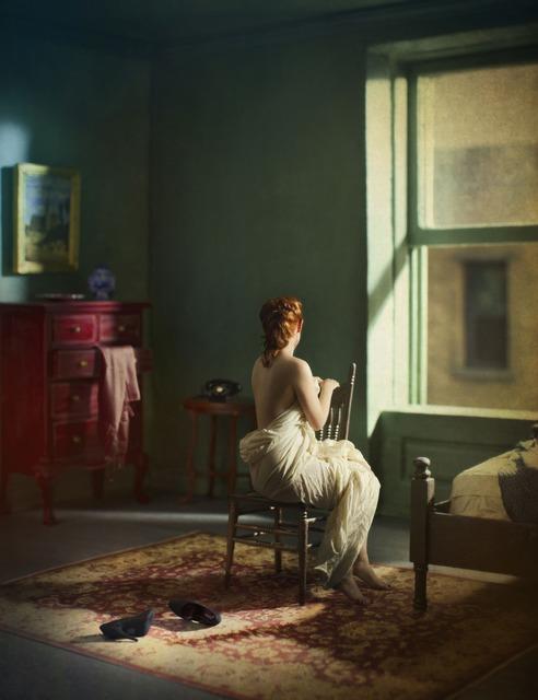 , 'Green Bedroom (Morning) ,' 2013, photo-eye Gallery
