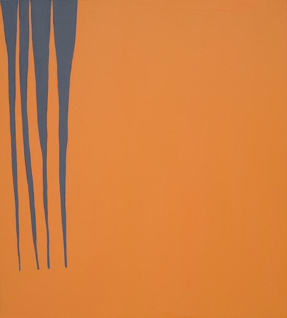 Heather Bingham, 'STALACTITES (ORANGE)', 2013, Gallery Fritz
