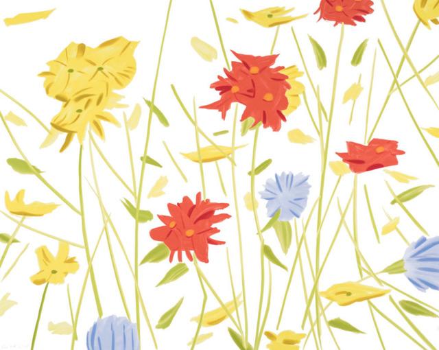 , 'Wildflowers,' 2017, Galerie d'Orsay
