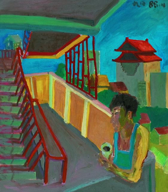 , 'A coffee without a companion,' 1988, Tang Contemporary Art