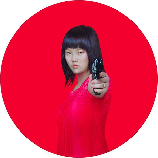 , 'Territorio de ternura (Marina con pistola),' 2018, Lucia Mendoza