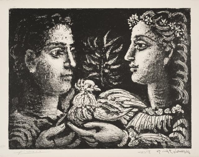 Pablo Picasso, 'Jeunesse', 1950, Frederick Mulder