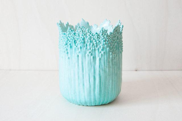 , 'Cache-pot ascensionnel floral celadon,' 2019, Rademakers Gallery