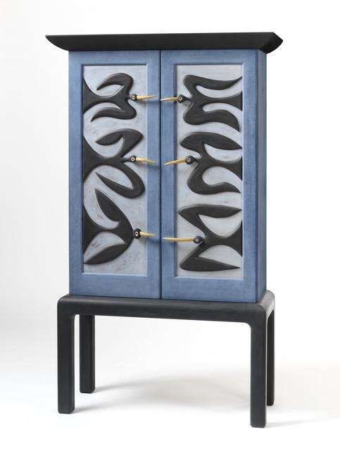 , 'Blackbird Cabinet,' 2012, Gallery NAGA