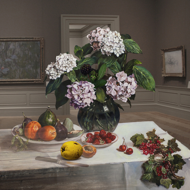 , 'The Costume of Painter - Still Life With Strawberry 3D,' 2016, Shine Artists | Pontone Gallery
