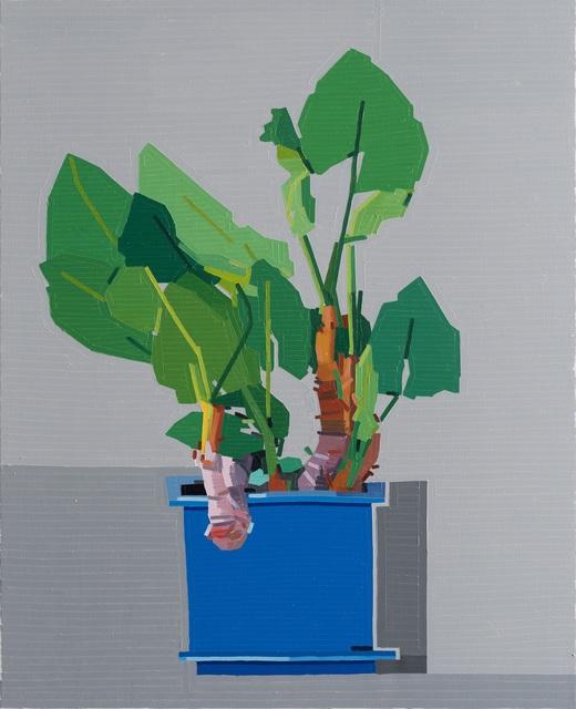 , 'Hero (For Marie Pierre Chauve),' 2017, Johannes Vogt Gallery