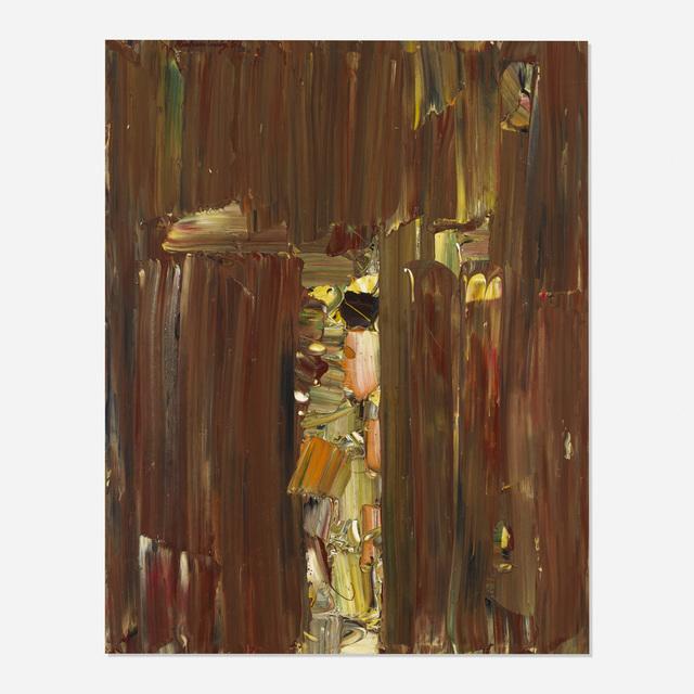 Robert Richenburg, 'Secret Tumble', 1957, Painting, Oil on canvas, Rago/Wright