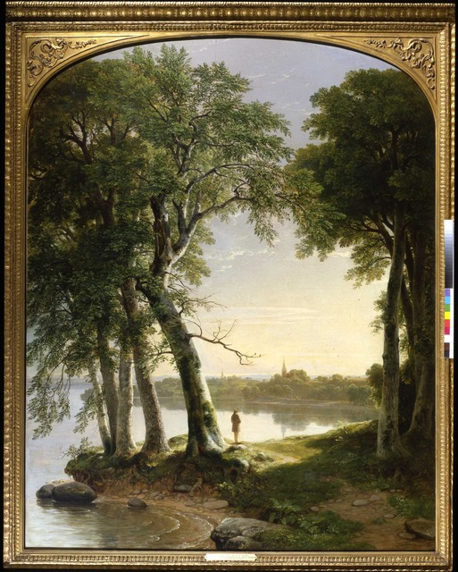 , 'Early Morning at Cold Spring,' 1850, Montclair Art Museum