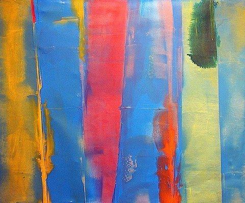 , 'Flaming Fissure,' 2006, Sopa Fine Arts