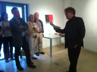 "Paul Muldoon reading from ""At Sixes And Sevens"""
