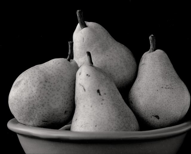 , 'Bowl of Pears,' 2005, John Davis Gallery