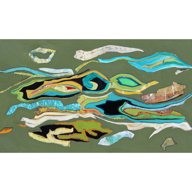 Chase Langford, 'Salta Verde', 2019, ÆRENA Galleries and Gardens