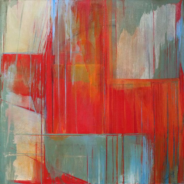 , 'Entropy 2,' 2014, ViVO Contemporary