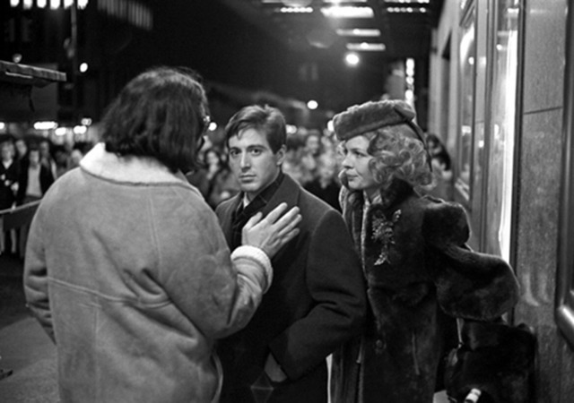 , 'Coppola, Pacino, Keaton, The Godfather, New York,' 1971, Contessa Gallery