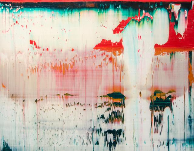 Gerhard Richter, 'Fuji 839-37', 1996, David Benrimon Fine Art
