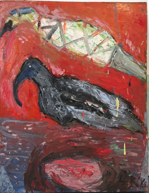 , 'Mummy Bird,' 2015, Transmission Gallery