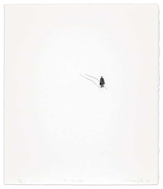 Liliana Porter, 'The Traveler', 2000, Krakow Witkin Gallery