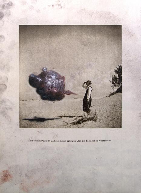 , 'Untitled (Anhörung),' 2014, Galerie Kleindienst