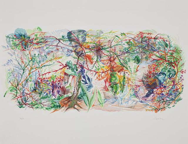 Ignacio de Lucca, 'Biophilia', 2014, Praxis Prints