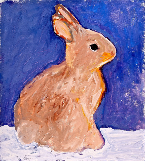 , 'Little Bunny,' , The Lionheart Gallery