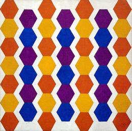 , 'Transposição Cromática Estudo da Cor,' 1950, Luciana Brito Galeria