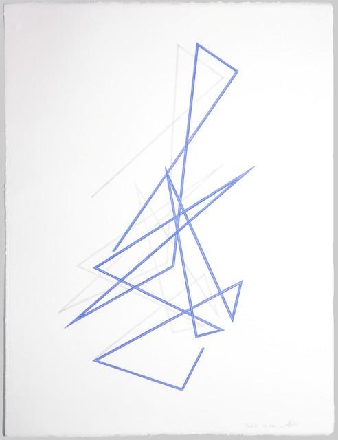 , 'Trait 52 - Dessin,' 2014, Galerie Marie-Robin