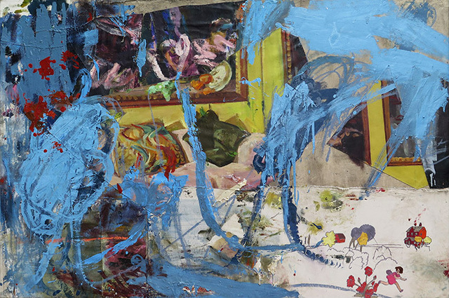 , 'Interior #3,' 2016, Fernando Pradilla/El Museo