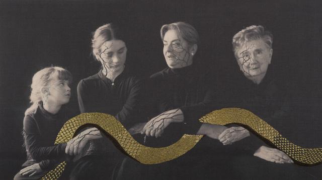 , 'Serpiente Dorada (Golden Snake),' 2018, Isabel Croxatto Galería
