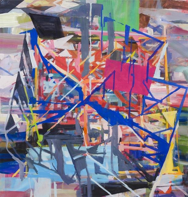 , 'Fortune,' 2016, Gallery Elena Shchukina