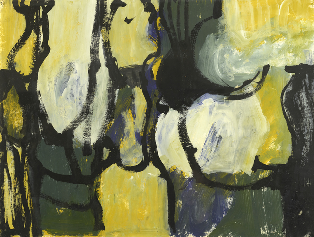 , 'Untitled (50-86),' ca. 1955, Berry Campbell Gallery