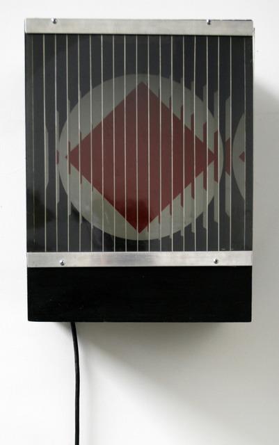 , 'Formes virtuelles situations variées no. 13,' 1965, Galerie Hans Mayer