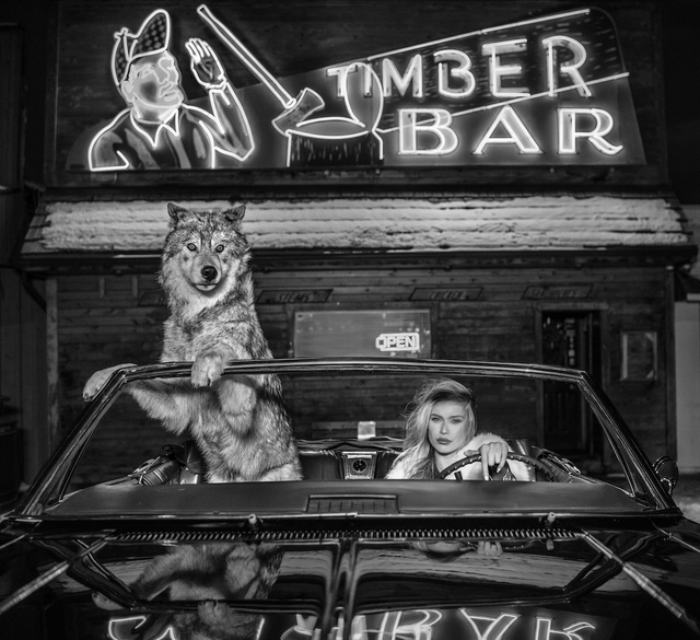 David Yarrow, 'Coyote Ugly ', 2019, Print, Archival Pigment Print, Maddox Gallery