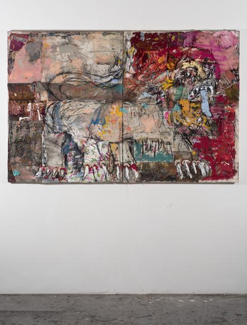 , 'Lion Ubud (Red and copper),,' 2018, Vigo Gallery