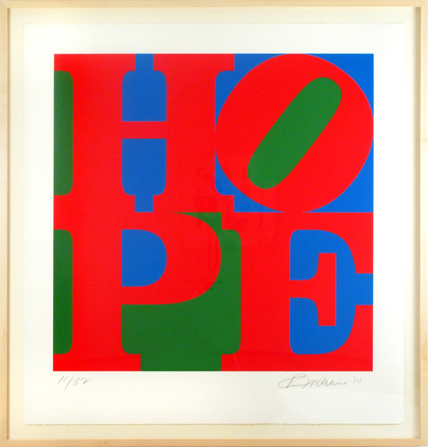 , 'Classic HOPE,' 2010, Woodward Gallery