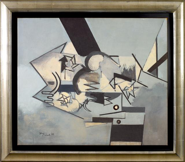 , 'Mythical Being Mask,' 1946, Vallarino Fine Art
