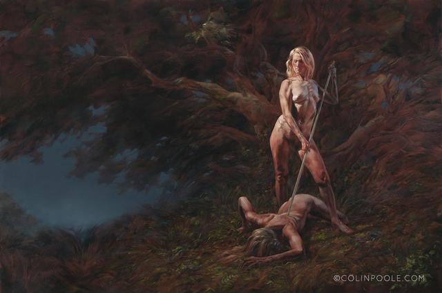 , 'Vanquishing of the Self,' 2013, IX Gallery