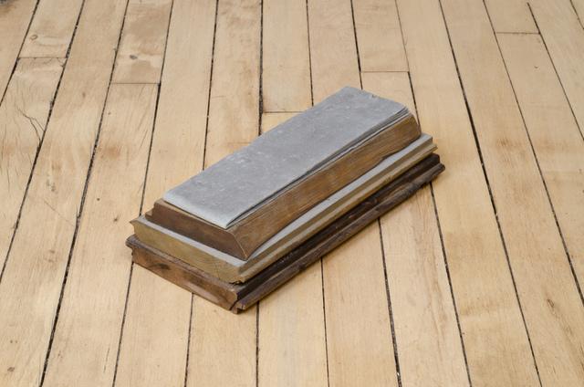 , '2nd Floor Back (Wood, Leaf, Lead),' n.d., Fleisher/Ollman