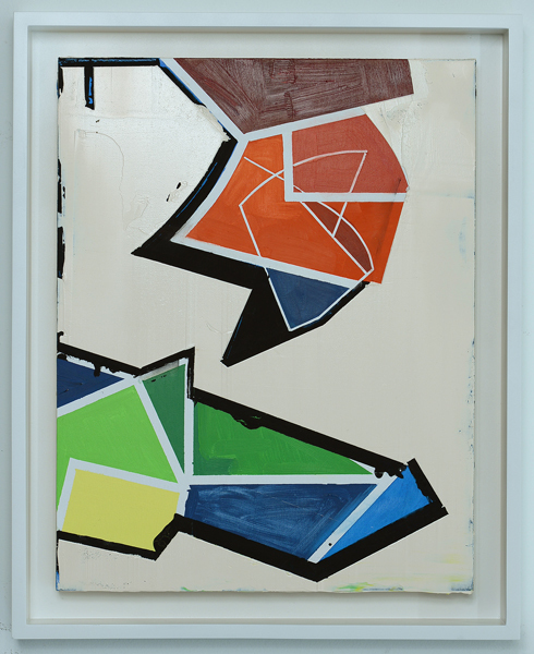 Warren Rosser, 'Over the Top', 2013, Painting, Oil on clayboard, Haw Contemporary