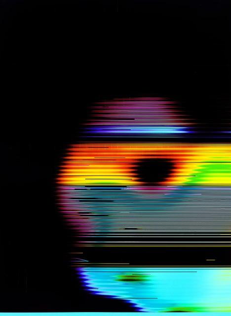 , 'Facial Disruption 1,' 2019, Barry Whistler Gallery