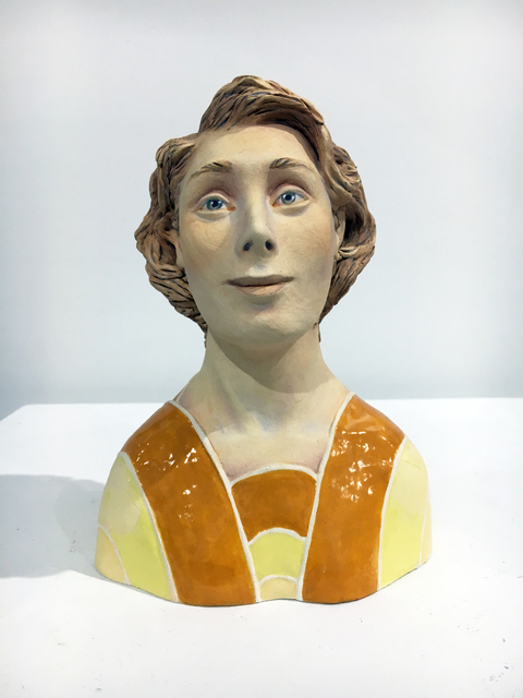 , 'Sunshine Dress,' 2012, Duane Reed Gallery