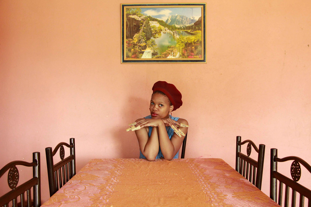 , 'uMakazi-Ndi mamele,' 2017, 99 Loop Gallery